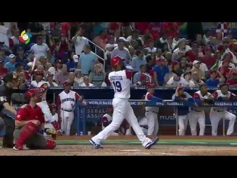 Canada vs Dominican Republic | 2 - 9 | Highlights - Resumen | World Baseball Classic 2017