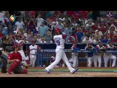 Canada vs Dominican Republic | 2 - 9 | Highlights - Resumen | World Baseball Classic 2017