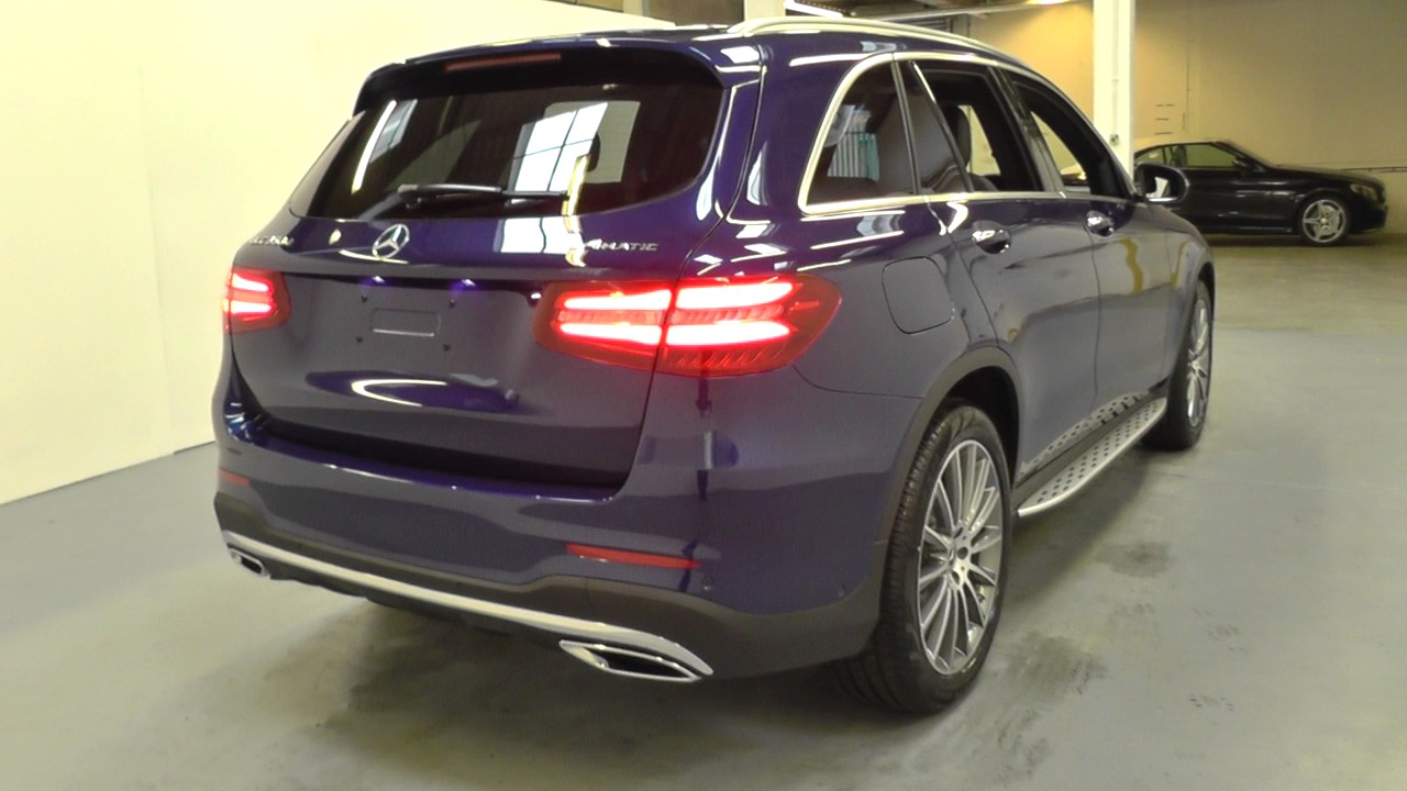 mercedes benz glc glc 350d 4matic amg line prem plus 5dr 9g tronic u26585 youtube. Black Bedroom Furniture Sets. Home Design Ideas