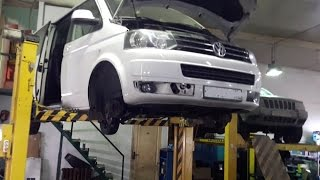 Видео по ремонту т5 транспортер размеры скребков в скребковом конвейере