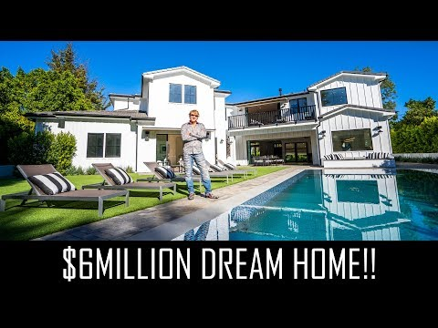 $6MILLION DREAM HOME IN THE HILLS!!