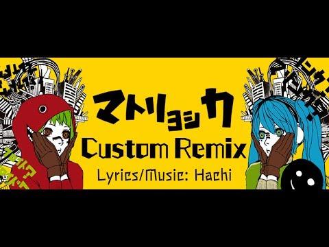 Rhythm Heaven Custom Remix ~ Matryoshka (マトリョシカ)