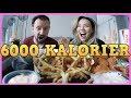 ÄTER 10,000 KALORIER PÅ 2 TIMMAR?! (SLUTAR I STÖLD) - YouTube
