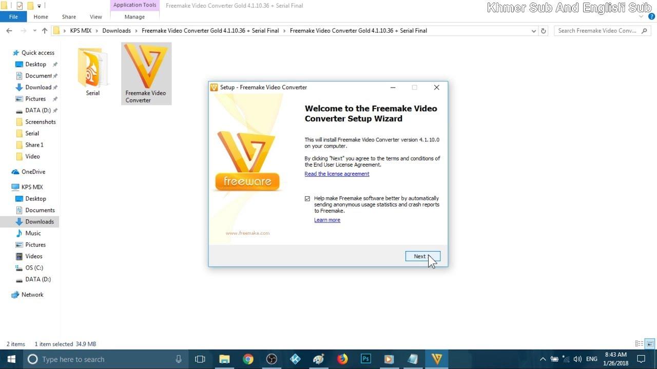 freemake wont download youtube videos