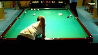 видео Русский Бильярд - Правила игры