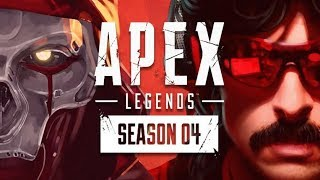 DrDisrespect is READY for Apex Legends Season 4