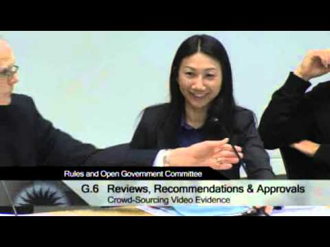 01/29/14 - San Jose City Hall - Rules & Open Government Committee