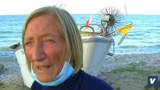"""Premio """"Giovanni Nuvoletti"""" ad Anna Maria Verzino: """"Per me il mare è tutto"""""""