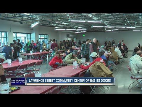 Lawrence Street Community Center opens its doors in Denver
