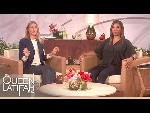 Cameron Diaz Discusses Her Body | The Queen Latifah Show