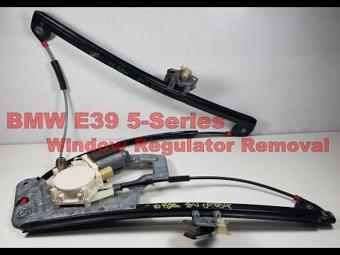Tip on window regulator motor 97 03 bmw 5 series e39 52 for 2003 bmw 530i window regulator