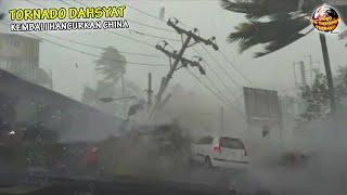 Tuhan Semakin Murka! Bencana Alam Beruntun Hancurkan CHINA Tanpa Ampun