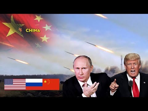 China / USA / Russia Tensions Escalate - Sunday, March 10, 2019 - South China Sea Update