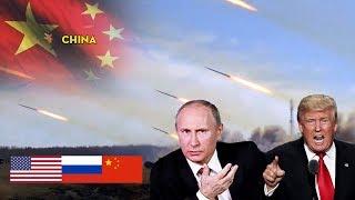 China / USA / Russia Tensions Escalate (Jan. 8, 2020) - South China Sea Update