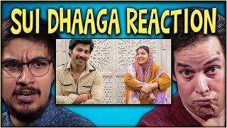 Sui Dhaaga Trailer Reaction and Discussion