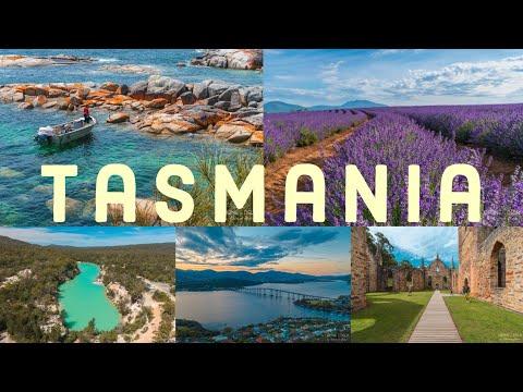 Tasmania - Highlights From Bay Of Fires, Hobart, Bicheno, Freycinet National Park