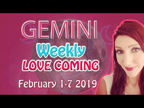 GEMINI X THEY WANT YOU BUT ALREADY HAVE BAGGAGE X FEBRUARY 1ST-7TH 2019 WEEKLY TAROT LOVE READINGS