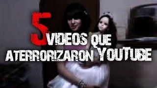 5 Vídeos que aterrorizaron YouTube │NightCrawler