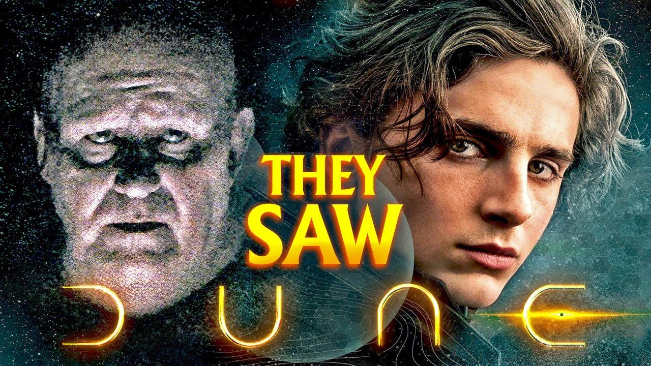 Denis Villeneuve S Dune Movie Ends Abruptly