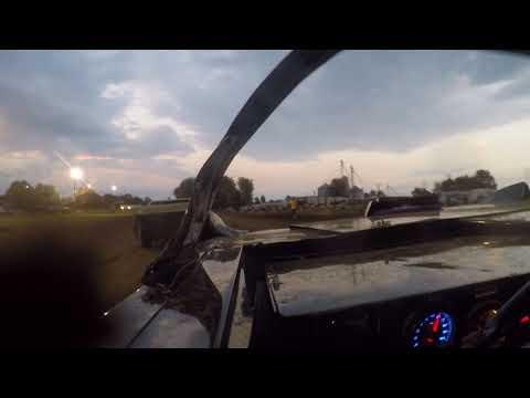 Paragon speedway super stock heat race 8/19/17
