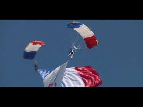 Embarquement immédiat avec les Ambassadeurs parachutistes de l'armée de l'air et de l'Espace