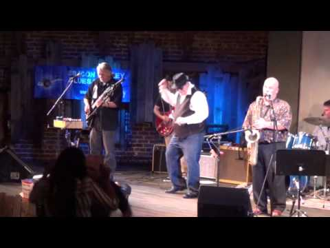 The Ruckus Band @ Silicon Valley Blues Society Showcase With Ethan Schlocker