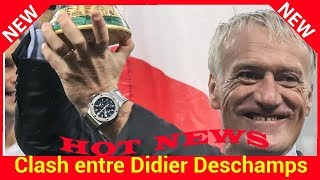 Clash entre Didier Deschamps et Christophe Dugarry : ce n'est pas la première fois qu'ils se taclent