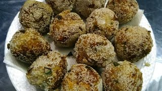 CHEESE POTATO BALLS | easy and tasty snack recipe |