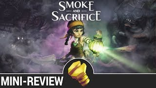 Smoke and Sacrifice Review (PS4/Switch/Xbox One): Don
