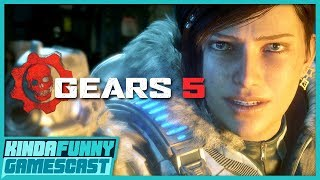 Gears 5 Impressions - Kinda Funny Gamescast Ep. 238