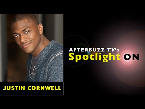 Justin Cornwell   AfterBuzz TV's Spotlight On