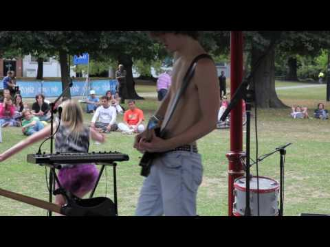 Music In The City at Skyride, Southampton 2010