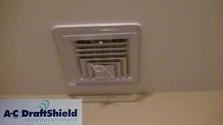 AC Draftshield HVAC Vent Cover Review