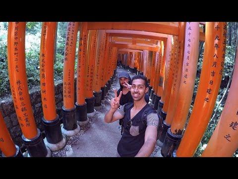 JAPAN TRIP 2016  |  GOPRO TRAVEL  |  #ASHDOESJAPAN