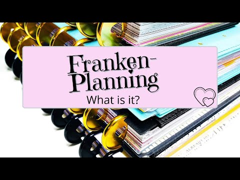 franken-planning-101-|-what-is-it?-|-how-i've-set-up-my-franken-planners