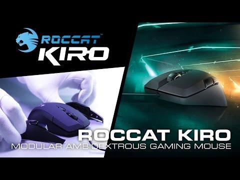 ROCCAT Unboxing | Kiro [Modular Ambidextrous Gaming Mouse]