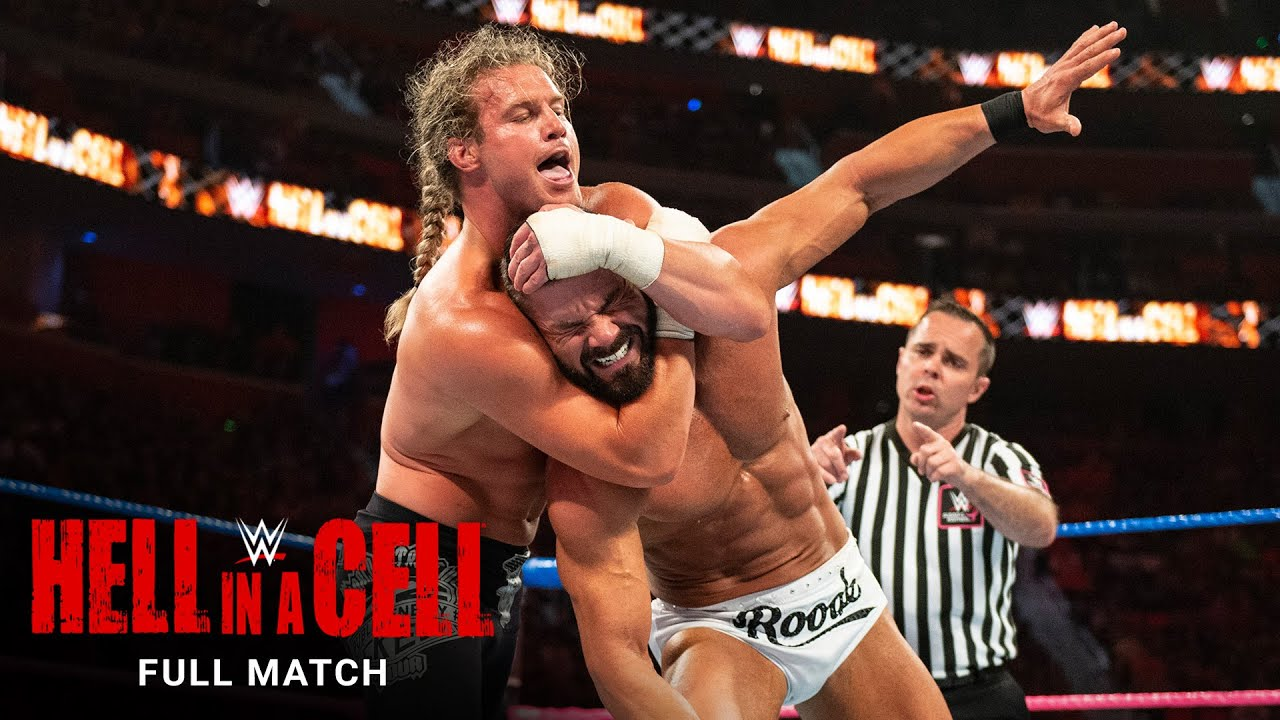 FULL MATCH - Bobby Roode vs. Dolph Ziggler: WWE Hell in a Cell 2017