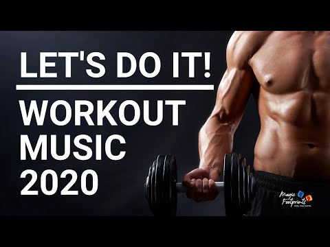 WORKOUT MUSIC 2020 PLAYLIST | 1 Hour Non Stop Uptempo Tracks