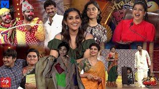 Extra Jabardasth Latest Promo - 23rd July 2021 - Rashmi, Sudigali Sudheer - Mallemalatv
