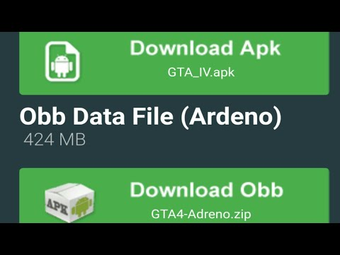 GTA 4 Apk+ Obb Download On Android