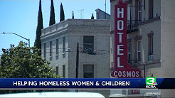 Homeless women, children now have a place to go in Stockton