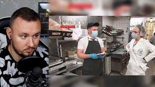 McDonald's – Ревизор. Карантин ► Реакция Ченда
