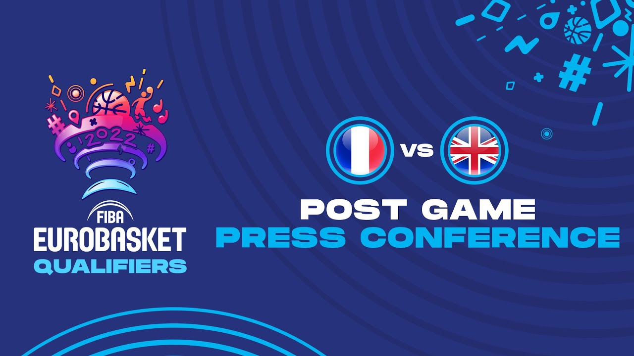 France v Great Britain - Press Conference