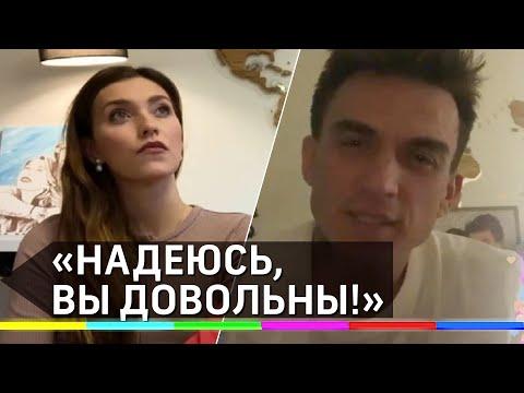 «Надеюсь, вы довольны!» Муж Тодоренко Влад Топалов расплакался в прямом эфире из-за травли жены