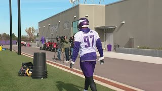 Everson Griffen's Struggle Draws Attention To Mental Health Need