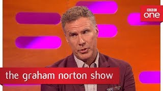 Will Ferrell sings 'I Will Always Love You' - The Graham Norton Show: 2017 - BBC One