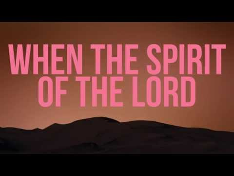 Joshua Aaron - David Danced (Let The Heavens Be Glad) Lyric Video