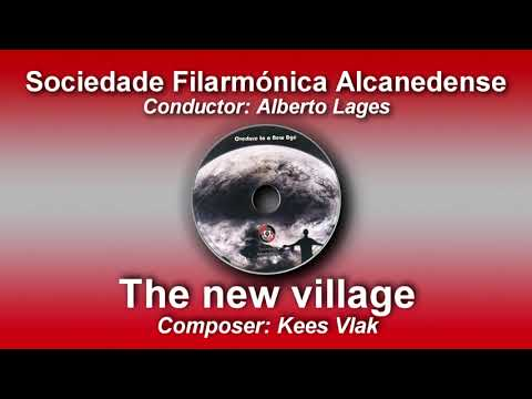 The new village - Kees Vlak
