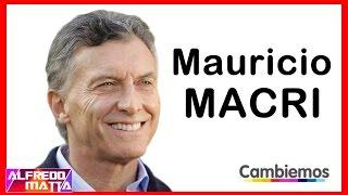 Mauricio Macri... Elecciones Argentina 2015