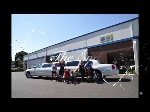 Our Fun Time At JJ Jump In The Limousine